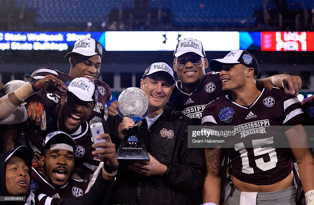 Belk Bowl - Mississippi State v North Carolina State