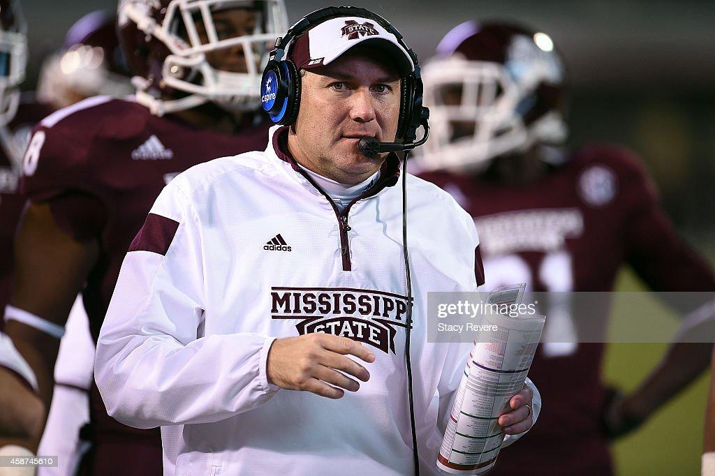 Tennessee Martin v Mississippi State : News Photo