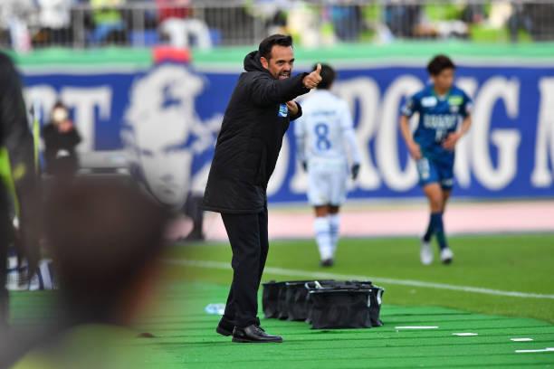 JPN: Tokushima Vortis v Oita Trinita - J.League Meiji Yasuda J1