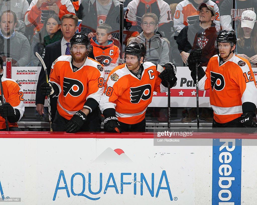 Nashville Predators v Philadelphia Flyers