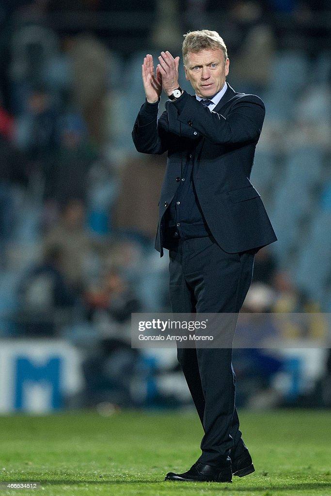 Getafe CF v Real Sociedad de Futbol - La Liga : News Photo