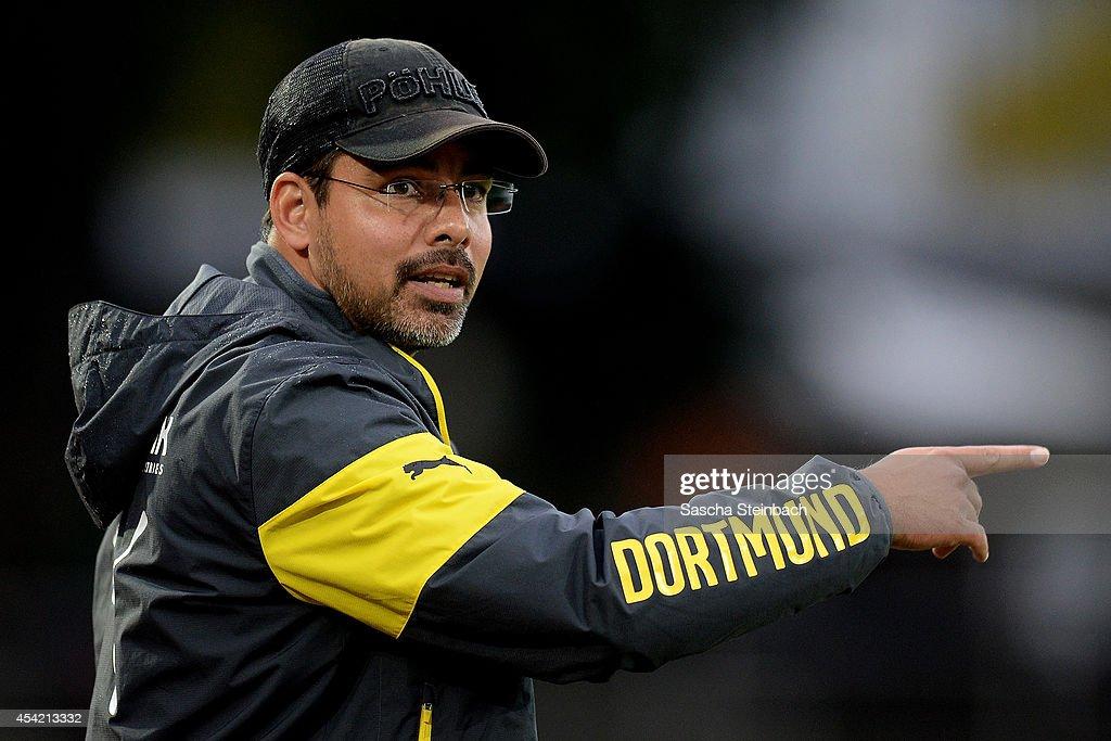 Borussia Dortmund II v 1. FSV Mainz 05 II - 3. Liga : News Photo