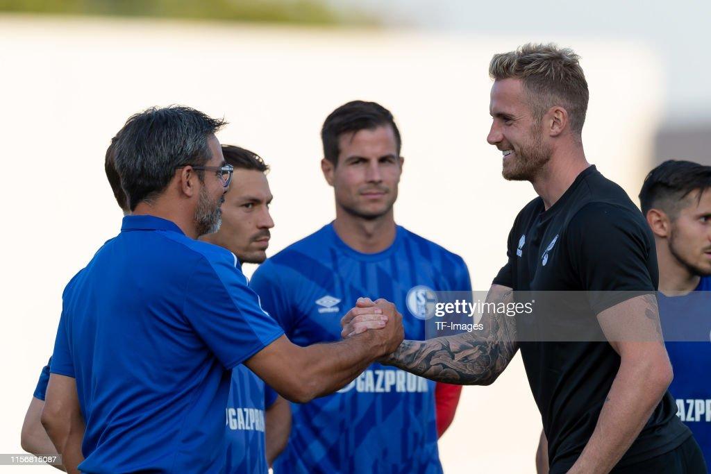 FC Schalke 04 v Norwich City - Pre-Season Friendly : News Photo