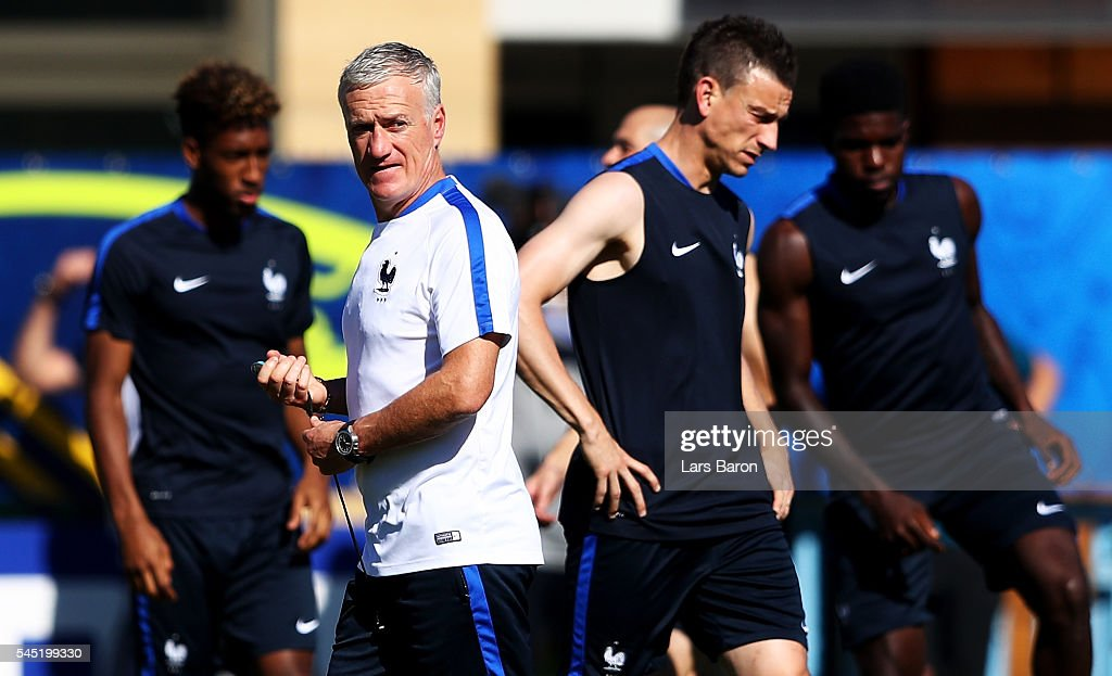 France - Training Session