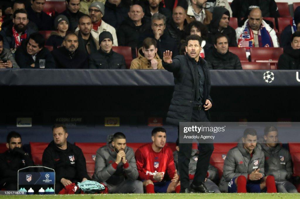 Atletico Madrid vs Liverpool: UEFA Champions League : ニュース写真