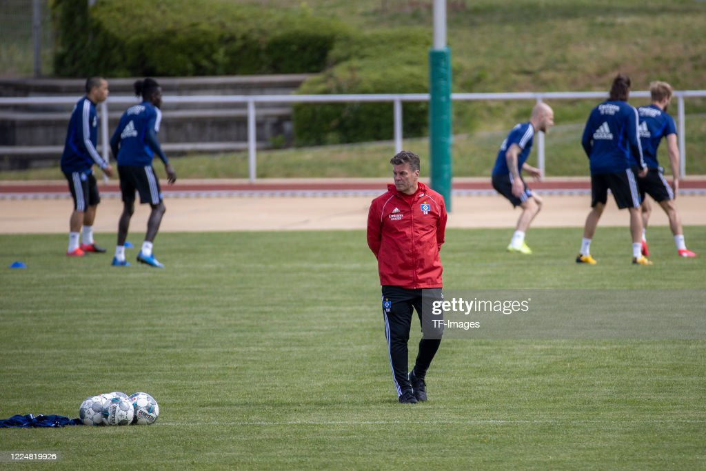 Hamburger SV Training Session : News Photo