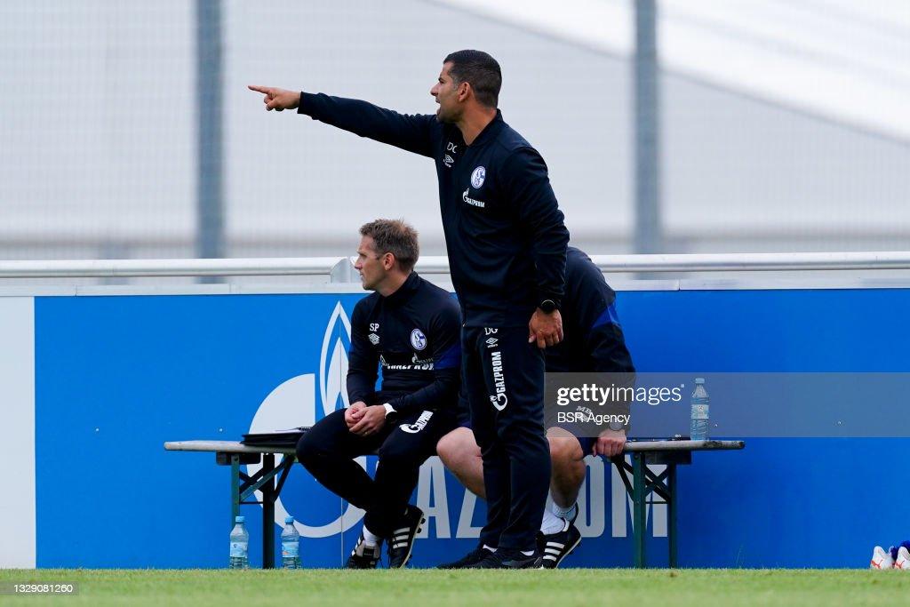 FC Schalke'04 v Vitesse - Club Friendly : News Photo