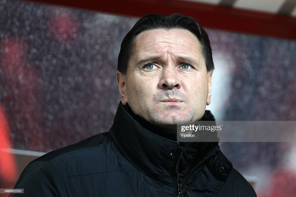 FC Rubin Kazan v FC Spartak Moscow - Russian Premier League : News Photo