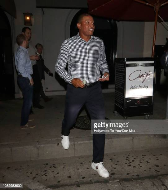 NBA head coach Doc Rivers is seen on September 18 2018 in Los Angeles California