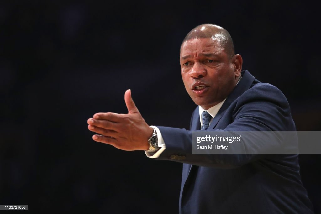 Los Angeles Clippers v Los Angeles Lakers : News Photo