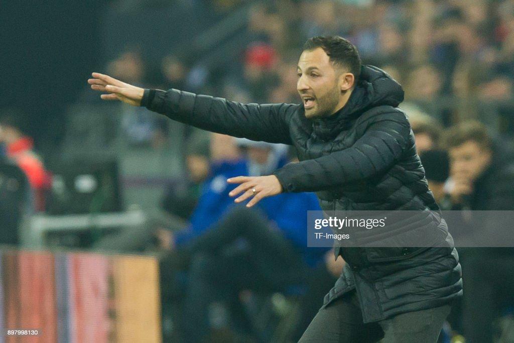 FC Schalke 04 v 1. FC Koeln - DFB Cup : News Photo