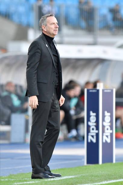 AUT: LASK v RZ Pellets WAC - tipico Bundesliga