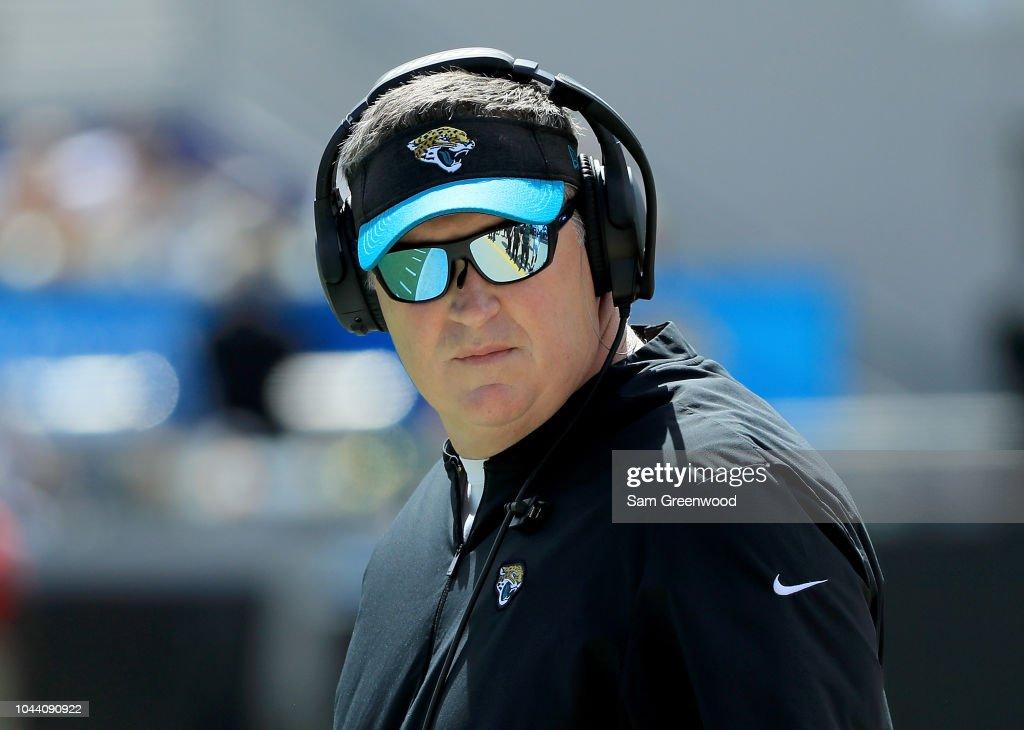 New York Jets v Jacksonville Jaguars : News Photo
