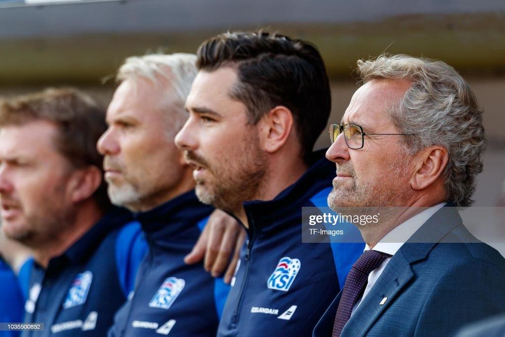 Switzerland v Iceland - UEFA Nations League A : News Photo