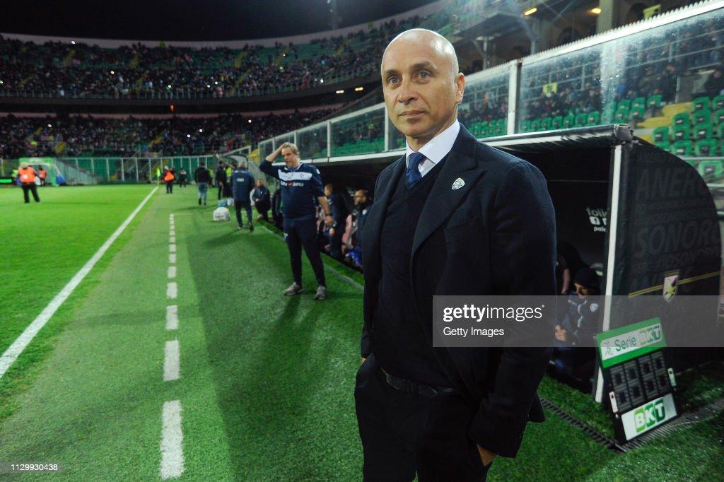 ITA: US Citta di Palermo v Brescia - Serie B