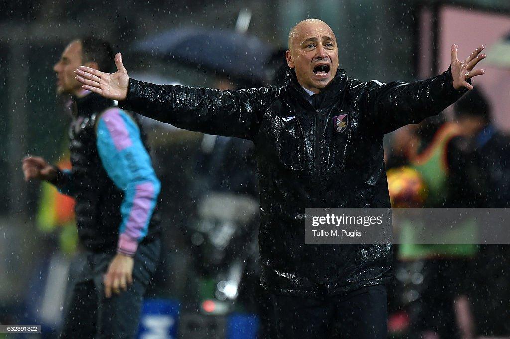 US Citta di Palermo v FC Internazionale - Serie A : News Photo