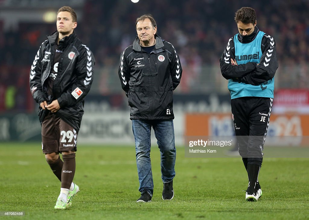 1. FC Union Berlin v FC St. Pauli  - 2. Bundesliga