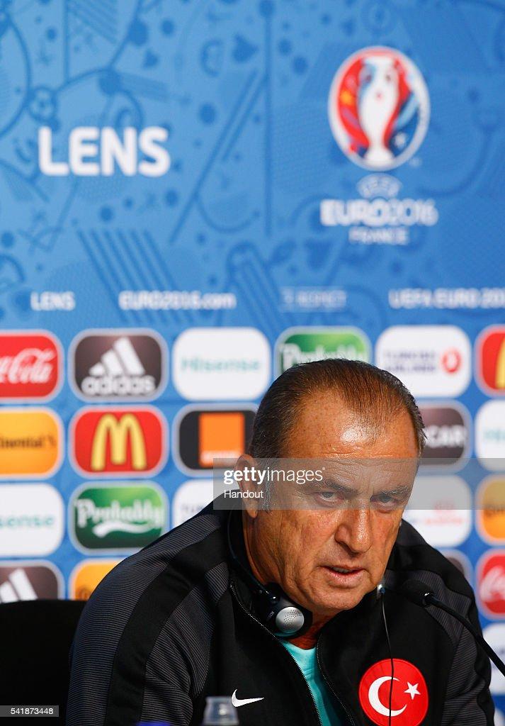 Euro 2016 - Turkey Press Conference