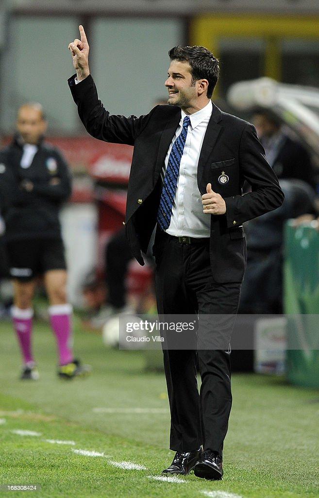 FC Internazionale Milano v S.S. Lazio - Serie A