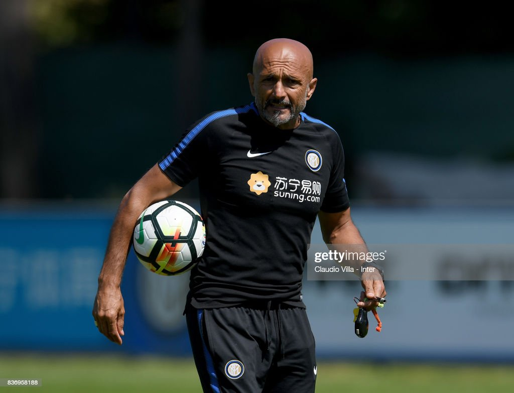 FC Internazionale Training Session : Foto jornalística