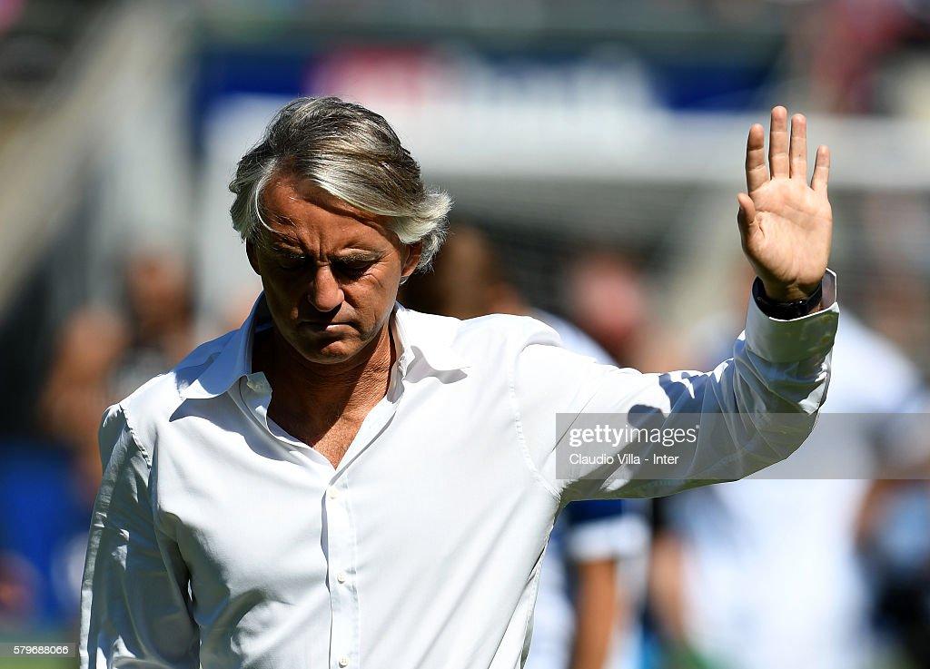 International Champions Cup 2016 - Inter Milan v Paris Saint-Germain : News Photo