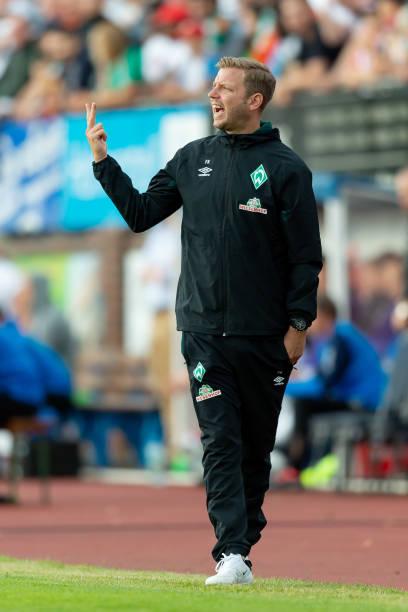 DEU: VfL Osnabrueck v SV Werder Bremen - Interwetten-Cup