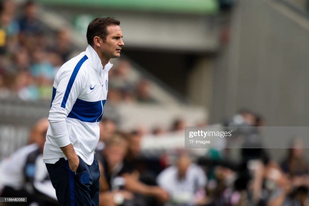 Borussia Moenchengladbach v FC Chelsea - Pre-Season Friendly : News Photo