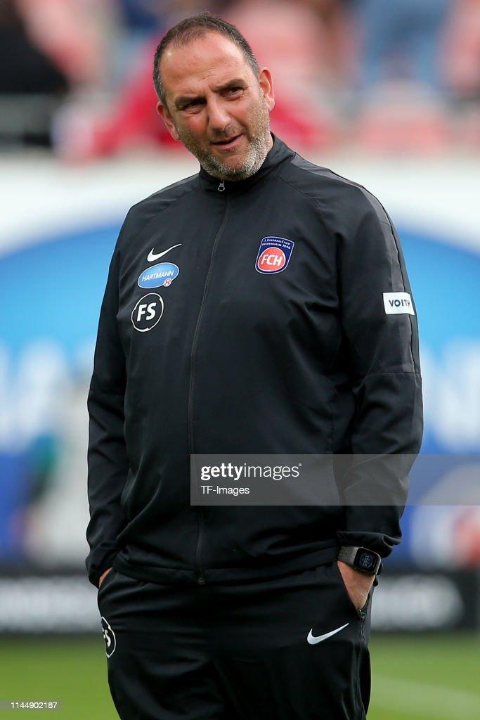 DEU: 1. FC Heidenheim 1846 v FC Ingolstadt 04 - Second Bundesliga