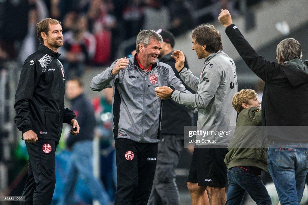 Fortuna Duesseldorf v SV Darmstadt 98 - Second Bundesliga