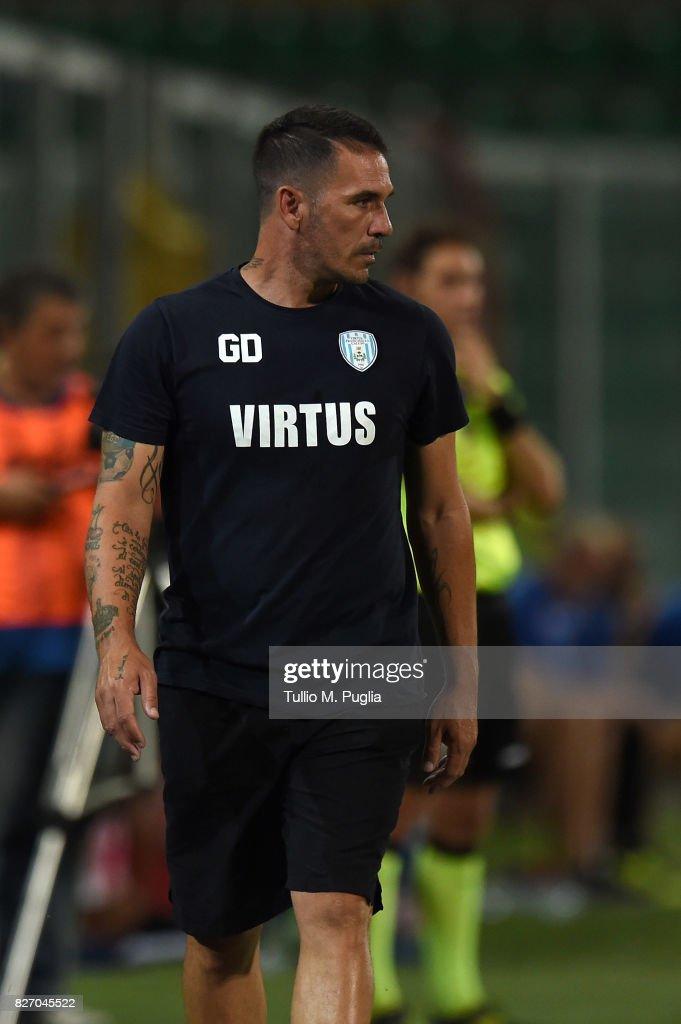 US Citta' di Palermo vs Virtus Francavilla - Tim Cup
