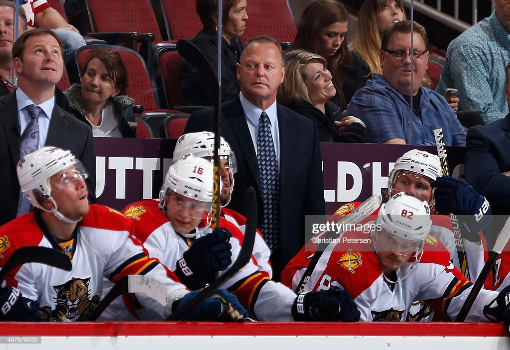 Florida Panthers v Arizona Coyotes : News Photo