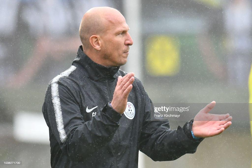 FC Juniors OOE v FC Liefering - 2. Liga