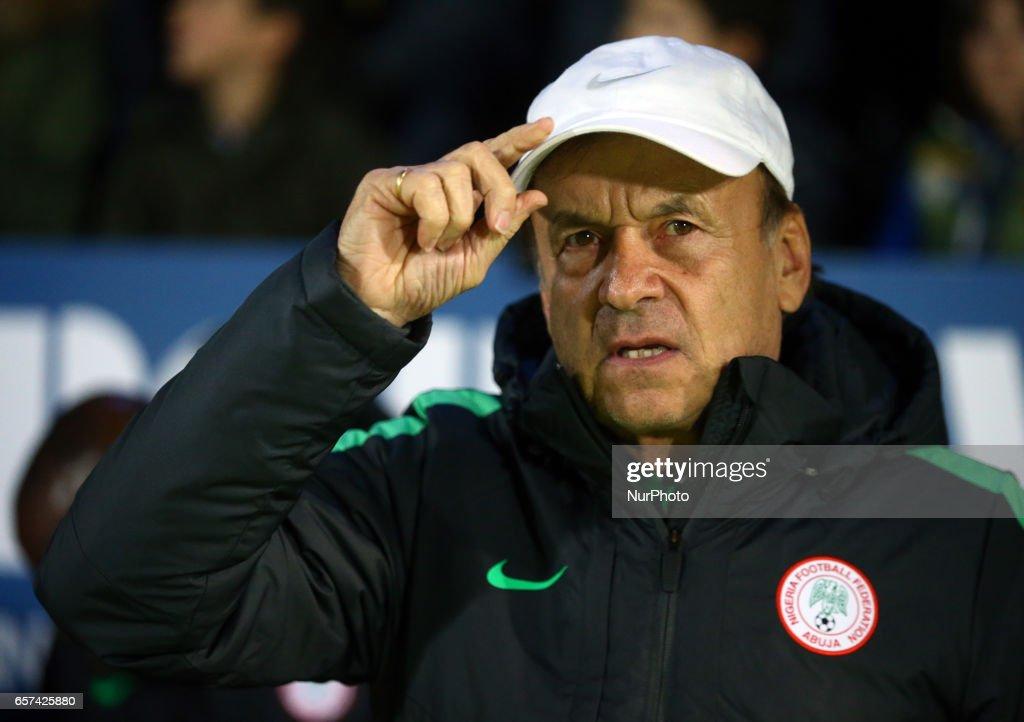 Nigeria v Senegal - International Friendly : News Photo