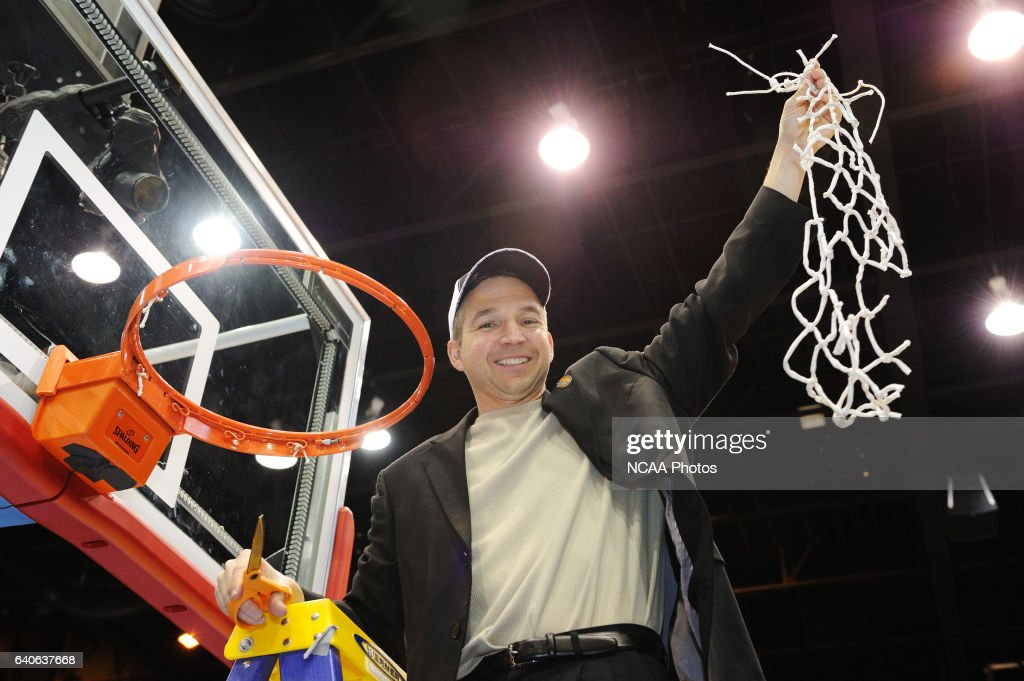 Head Coach Greg Kamansky Of Cal Poly Pomona Proudly Holds The Freshly News Photo Getty Images