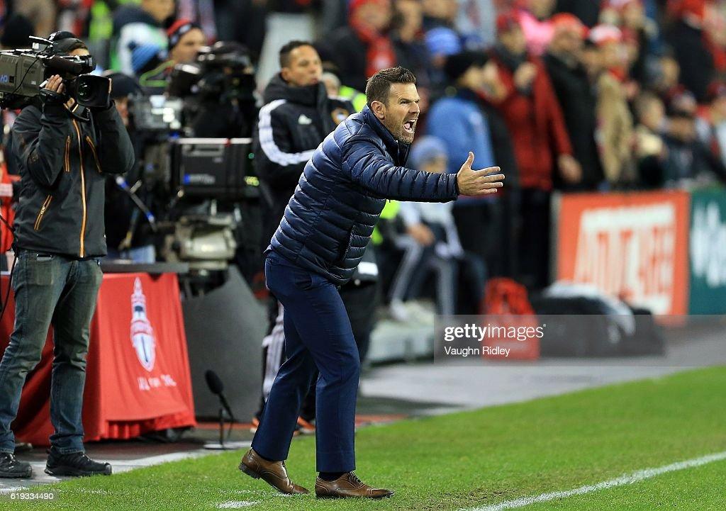 Audi 2016 MLS Cup Playoff Semifinal - New York City FC v Toronto FC