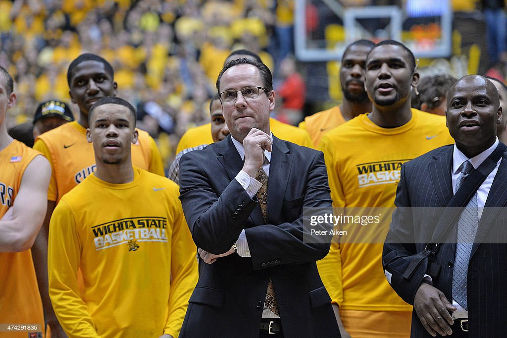 Drake v Wichita State : News Photo