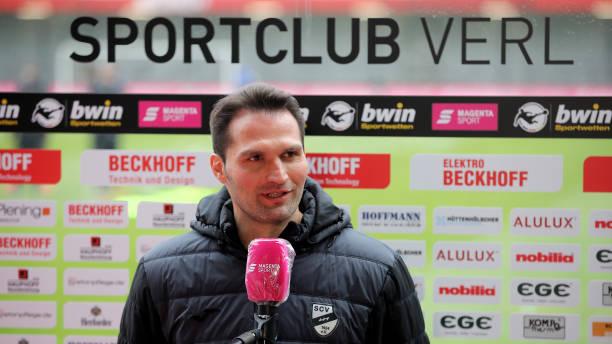 DEU: SC Verl v 1. FC Saarbrücken - 3. Liga