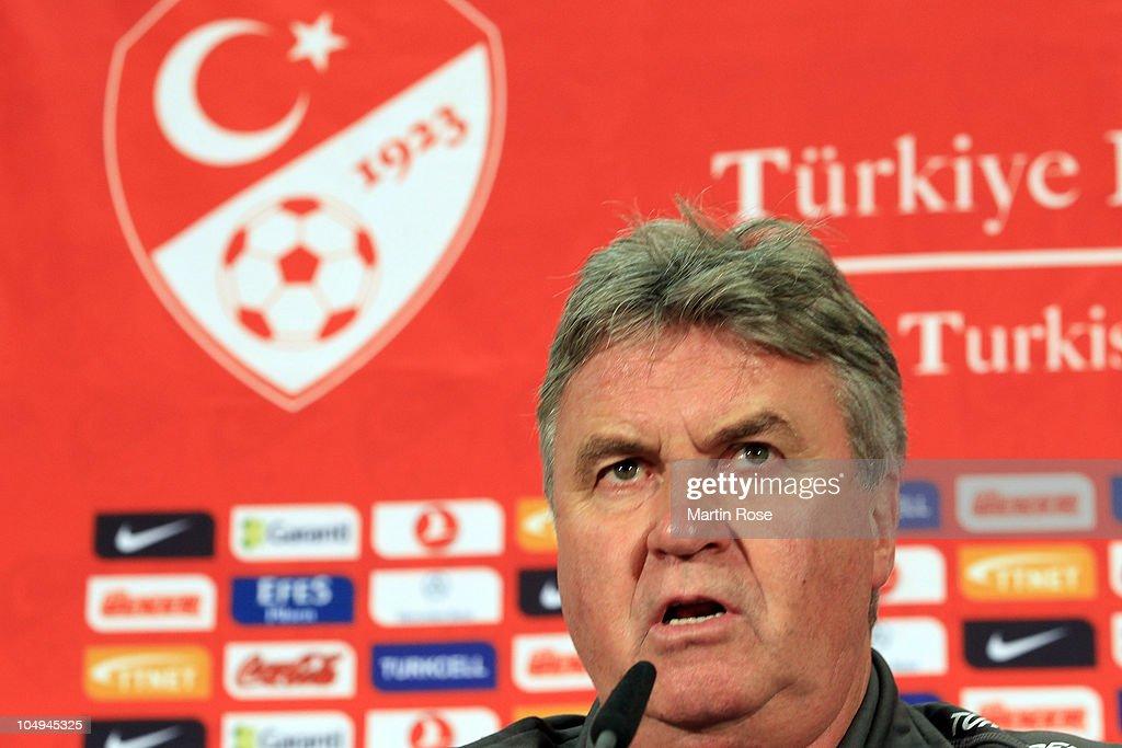 Turkey - Training & Press Conference