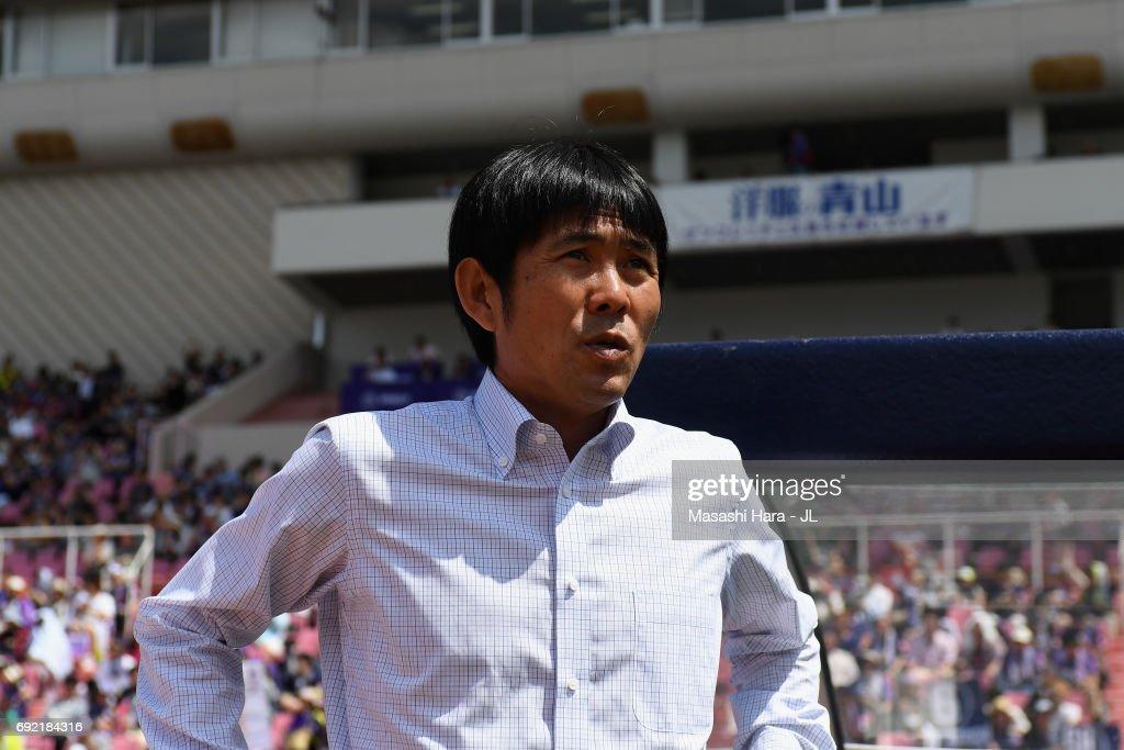 Sanfrecce Hiroshima v Kashima Antlers - J.League J1 : ニュース写真