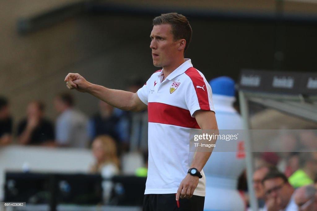 VfB Stuttgart v FC Wuerzburger Kickers - Second Bundesliga : News Photo
