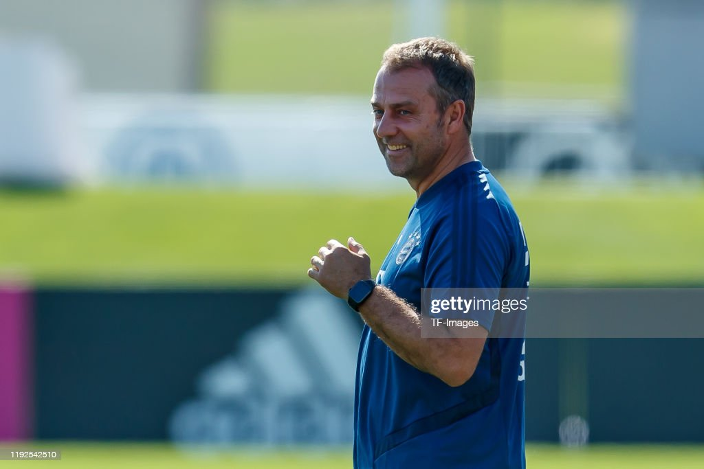 FC Bayern Muenchen Doha Training Camp - Day 5 : News Photo