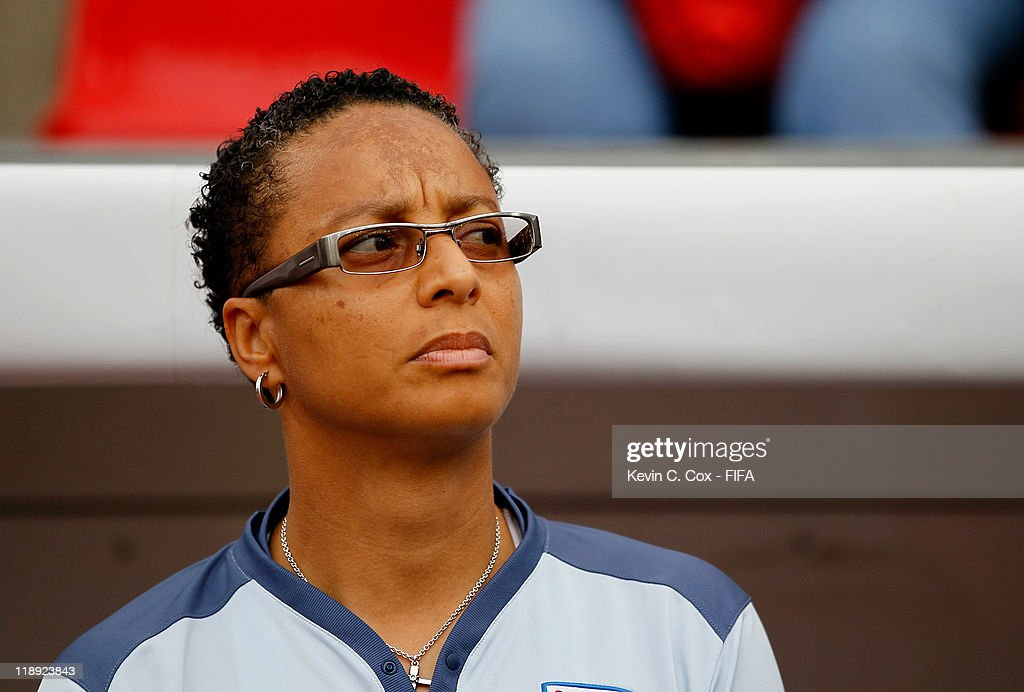 England v France: FIFA Women's World Cup 2011 - Quarter Finals : News Photo