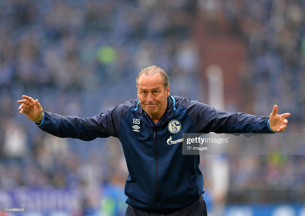 FC Schalke 04 v VfB Stuttgart - Bundesliga : News Photo