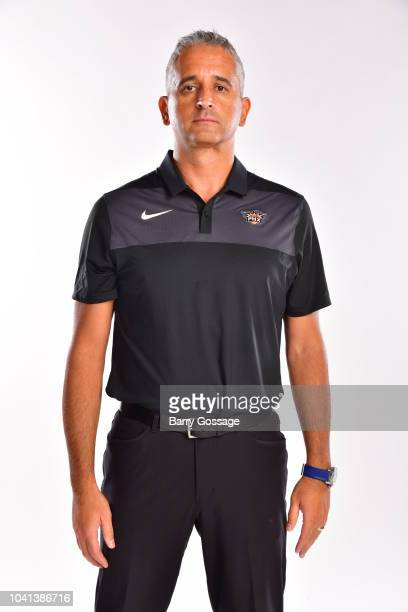 Head Coach Igor Kokoskov of the Phoenix Suns poses for a portrait during Media Day on September 24 at Talking Stick Resort Arena in Phoenix, Arizona....