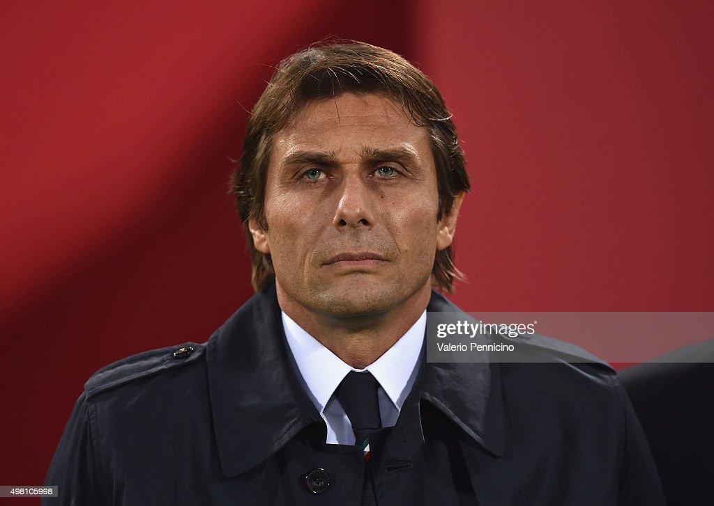 Italy v Romania - International Friendly : ニュース写真