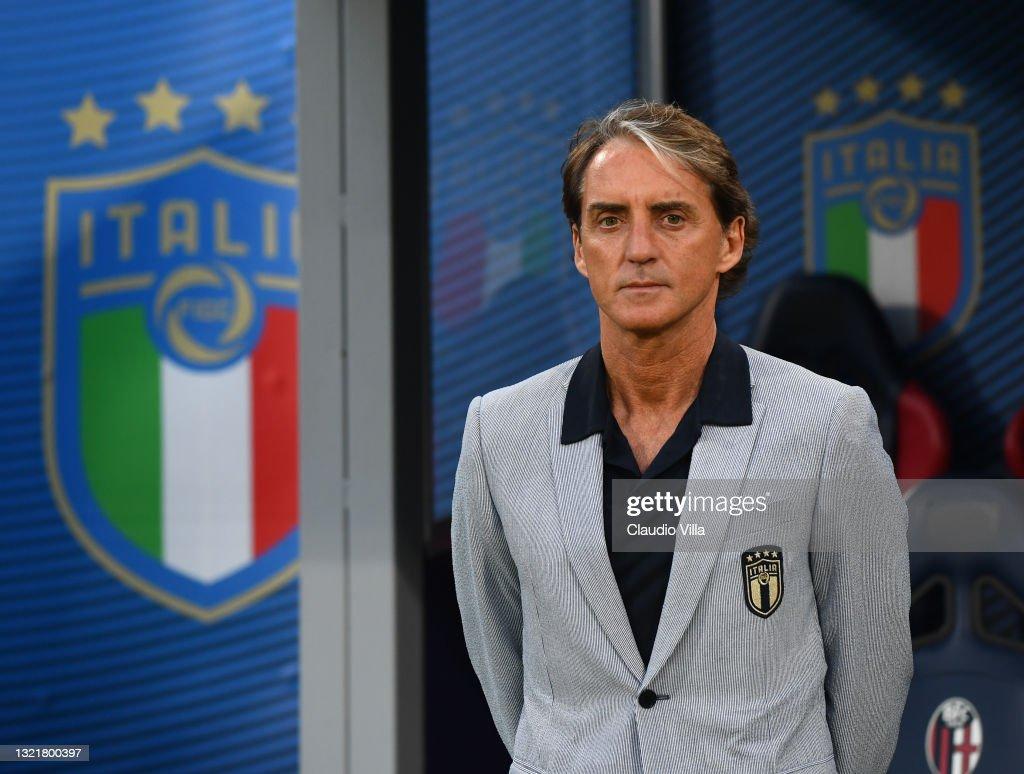 Italy v Czech Republic - International Friendly : ニュース写真