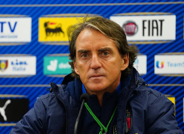 LTU: Italy Training Session & Press Conference