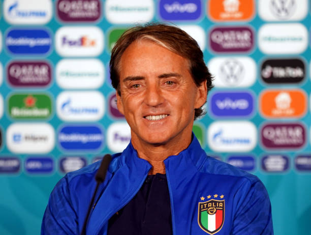 ITA: Italy Training Session and Press Conference - UEFA Euro 2020: Group A