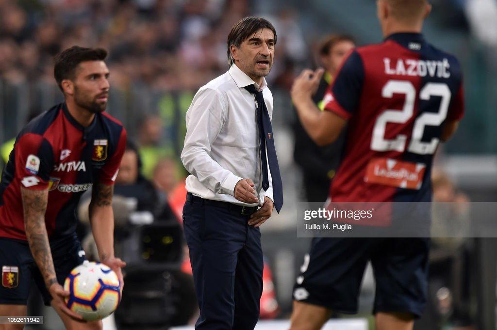 Juventus v Genoa CFC - Serie A : News Photo