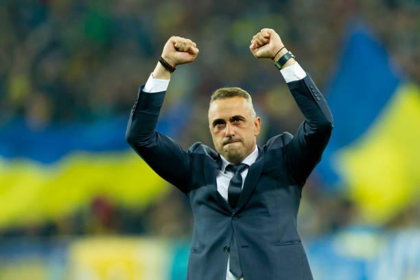UNS: Ukraine v Bosnia-Herzegovina - 2022 FIFA World Cup Qualifier